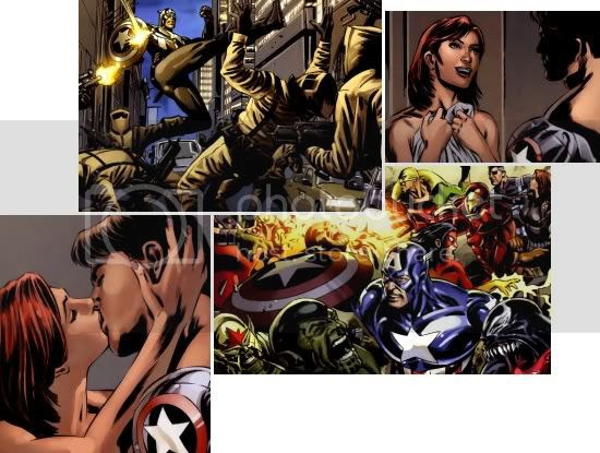 Capitão América: A Flecha do Tempo