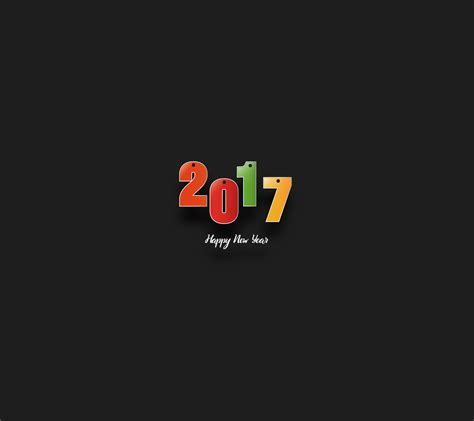 Download Happy New Year 2017 Wallpapers for Android (Full