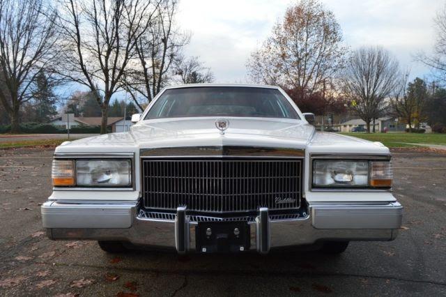 1990 Cadillac Brougham 4 Door Sedan for sale - Cadillac ...