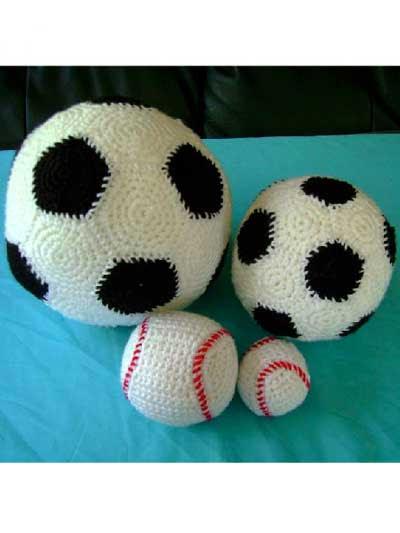 Soccer Balls/Baseballs