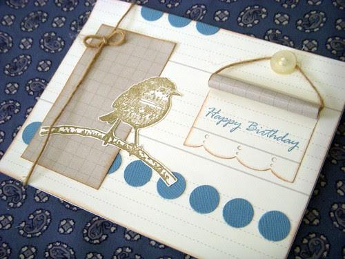 Happy Birthday (flat)
