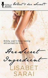 Her Secret Ingredient Cover
