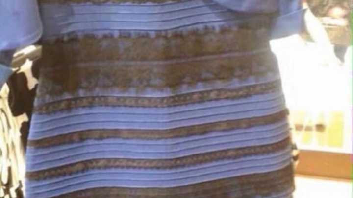 The Science Of Why This Dress Looks Different Colors To Different ...