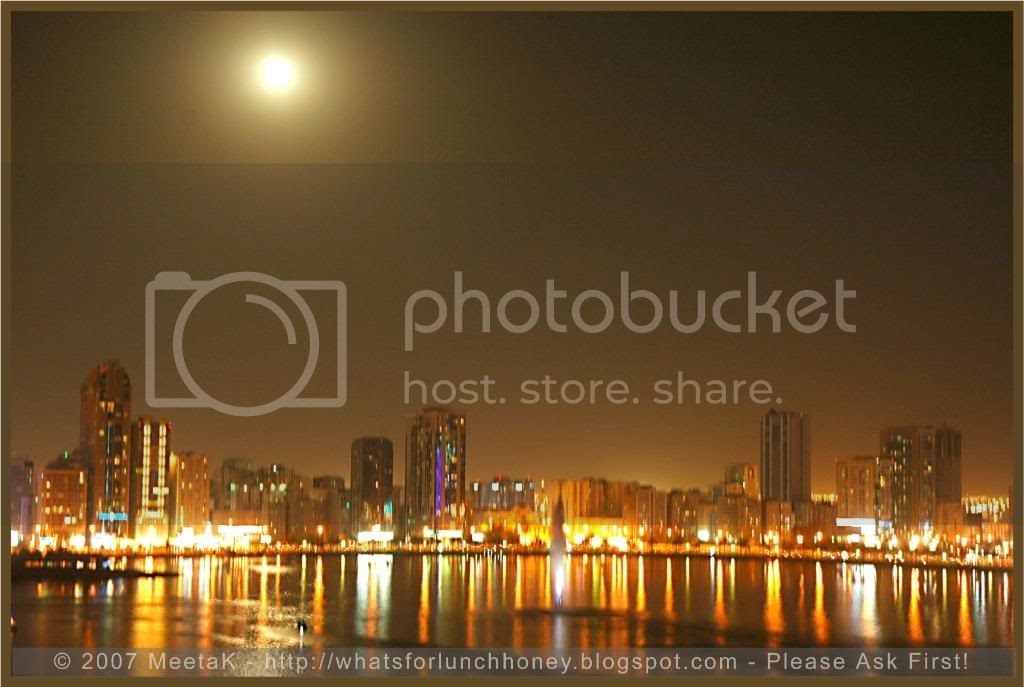 Dubai Nights (02) by MeetaK