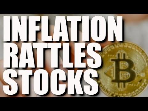 Stock Market Crashing, Inflation Rising, Bitcoin To $150,000, No Body Wants This & Netflix +BTC ? | Blockchained.news Crypto News LIVE Media