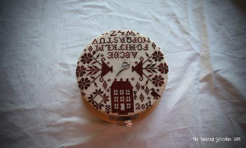 BBD Stitching Box Top