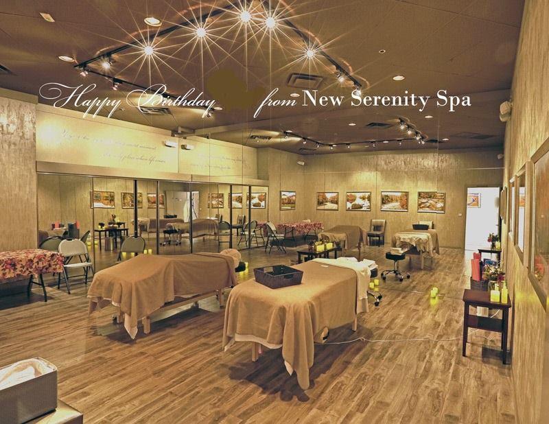 New Serenity Day Spa - Facial, yoga, waxing and massage blog