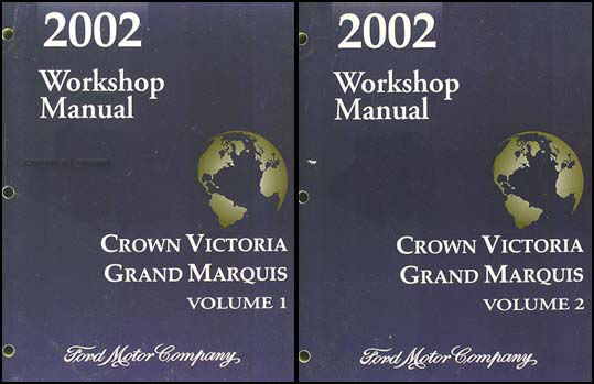 Diagram 1998 Crown Victoria Grand Marquis Service Manual Set 98 Service Manual And The Wiring Diagrams Manual Full Version Hd Quality Diagrams Manual Diagramdorrx Gafisud It