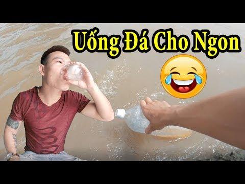 PHD | Uống Nước Sông | Drinking River Water Prank