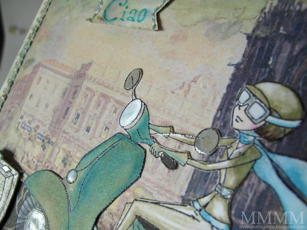 MFTeaser Joy Ride GLOSSY lights mel stampz