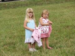 Lorelei and little cousin