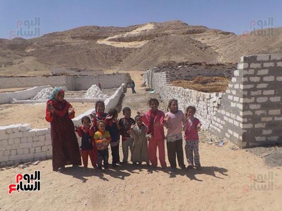 قرى فقيرة فى أسيوط (1)