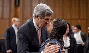 John Kerry 'is frontrunner for Defense Secretary job as