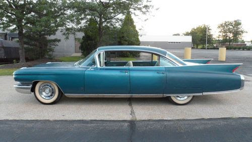 Find used 1960 Cadillac Fleetwood - BEAUTIFUL - 60 SPECIAL ...
