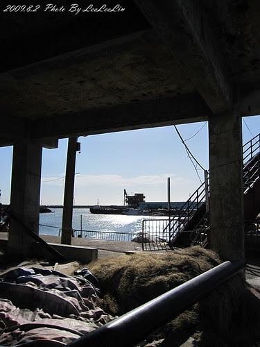 冰廠咖啡館 大園竹圍漁港下午茶