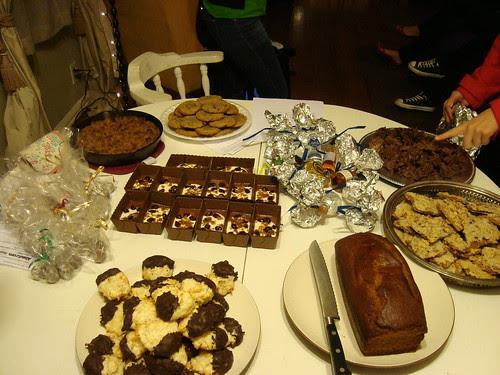 Sweets Display