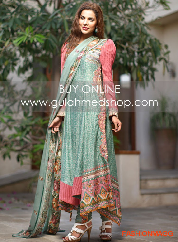 Gul-Ahmed-Eid-Lawn-Dresses-2012-Anarkali-umbrella-fancy-Frocks-2
