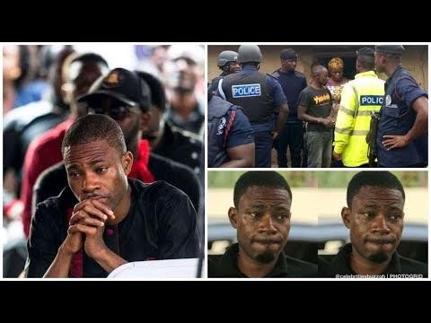 KOFI ADOMA IN TROUBLE WITH GHANA POLICE