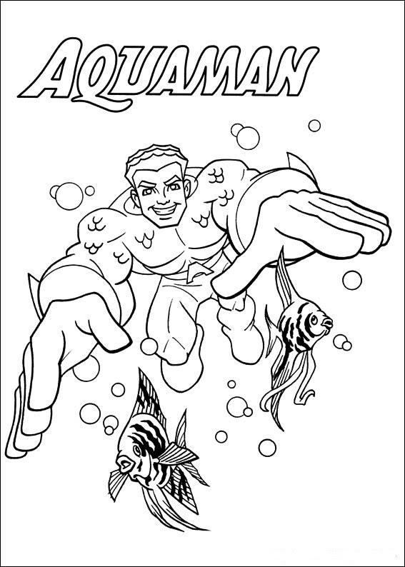 Dibujos Para Colorear Súper Amigos Imágenes Animadas Gifs Y