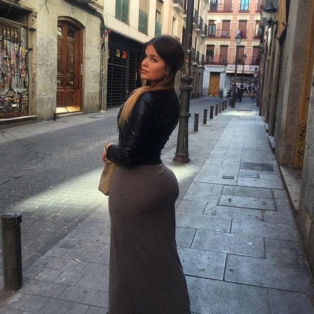 Anastasiya Kvitko, una mujer originaria de Rusia, ha causado revuelo en internet. ¡Por ser muy sexy! Foto: Instagram.com/anastasiya_kvitko