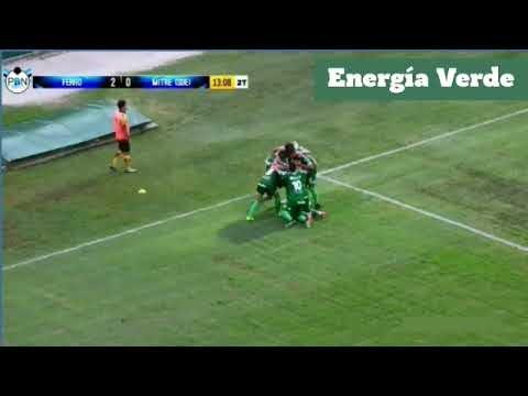 Video: Los goles de Ferro 2 - Mitre 0