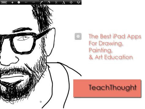ipad apps  drawing painting art education