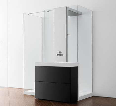 Shower Basin Combo by Roca – Showerbasin