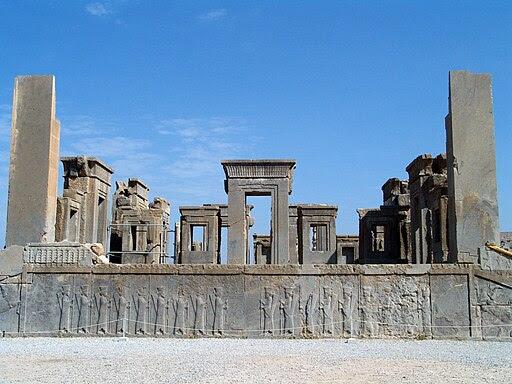 Tachar Persepolis Iran