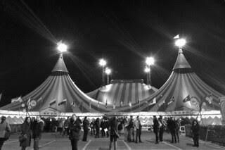 Cirque du Soleil - Tent
