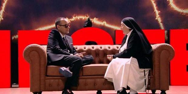 Sor Lucía Caram dice en la televisión que la Virgen María y San José mantuvieron relaciones sexuales