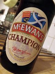 Week 19 - An52 Beers, McEwan's, Champion, Scotland
