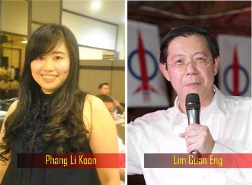 Penang Bungalow Scandal - Lim Guan Eng and Phang Li Koon