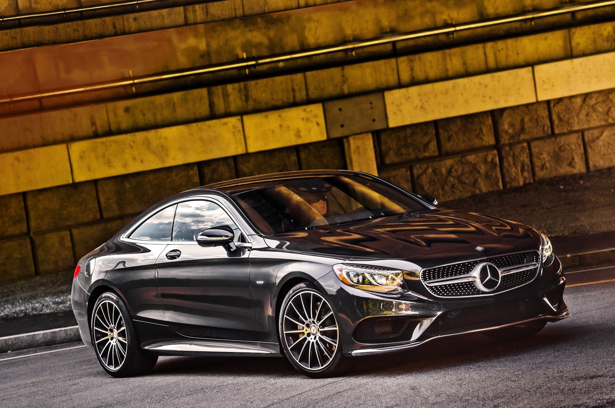 2015 Mercedes-Benz S-Class Coupe to Debut at 2014 Geneva ...