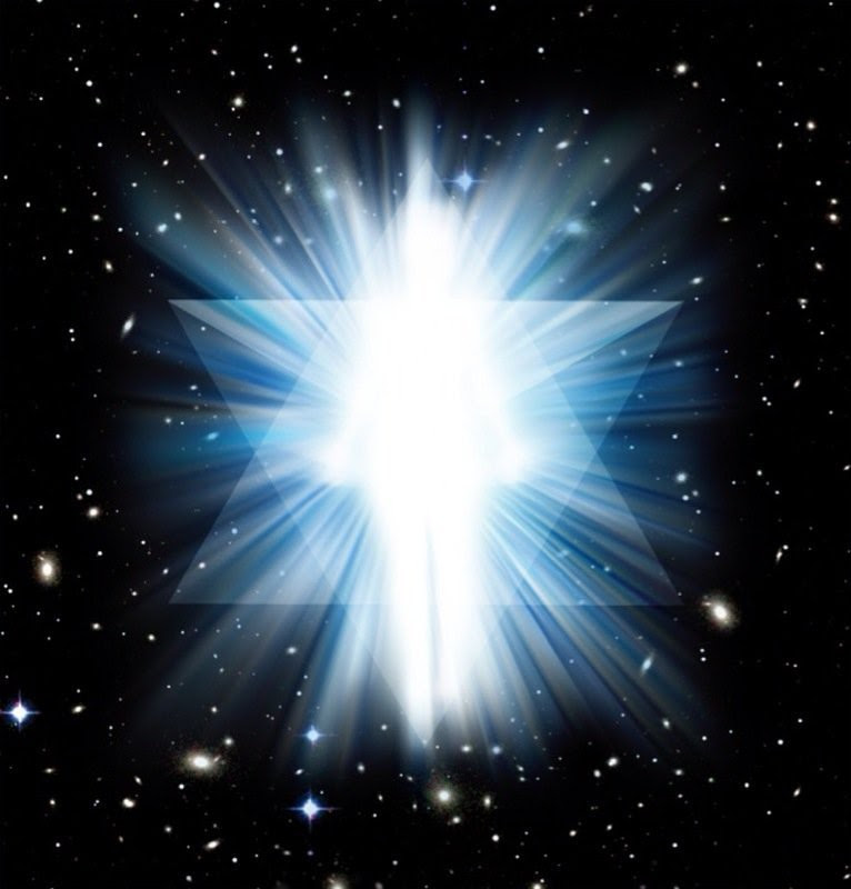 merkaba white light