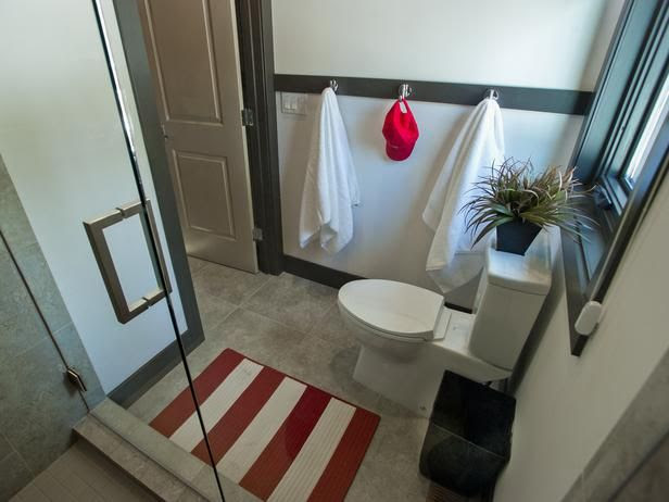Kids' Bathroom Pictures From HGTV Dream Home ...   Dream Home Tahoe