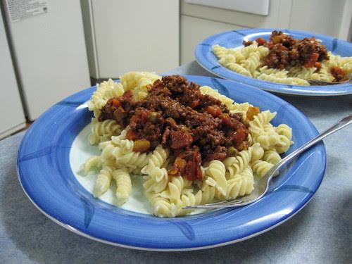 Tony's pasta