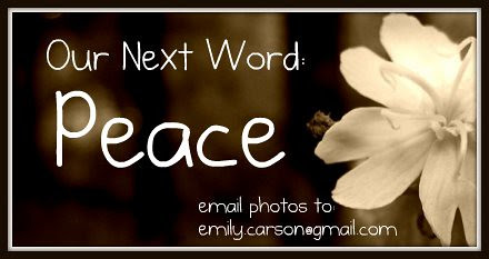 Our Next Word, Peace