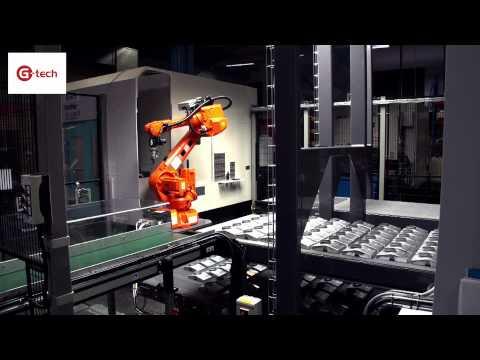 .工業機器人與數控機床整合四大應用