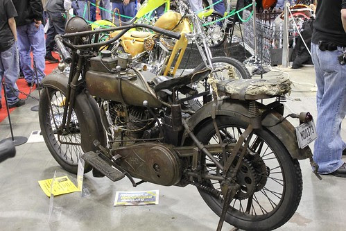 1922 HD demonstrating one of MMM's many uses