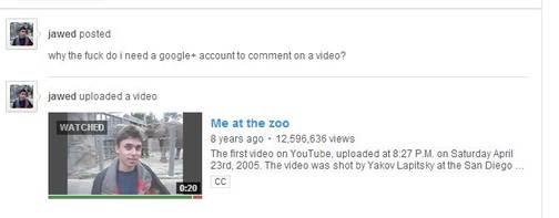 Yakov Laptisky youtube comentário