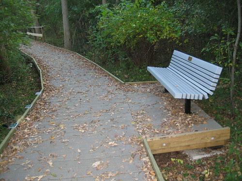 Leonard's bench