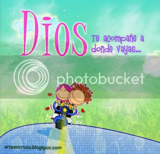 Dios te acompañe