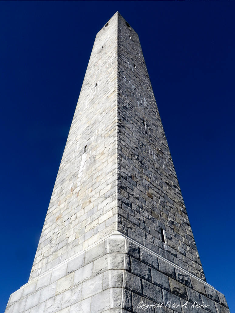 High Point Monument by peterkopher