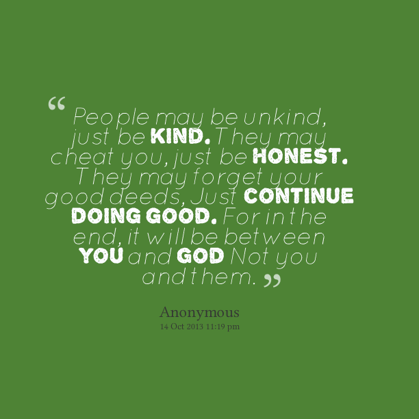 Quotes About Kind Deeds 29 Quotes