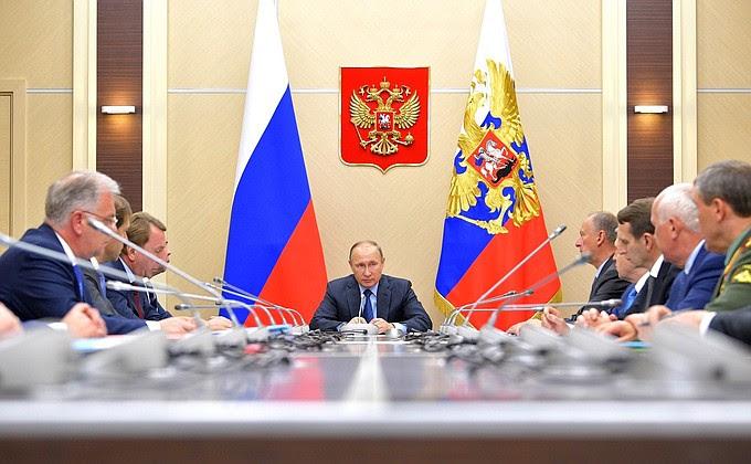 Riunione della Commissione sulla cooperazione tecnico-militare tra Russia e Stati esteri