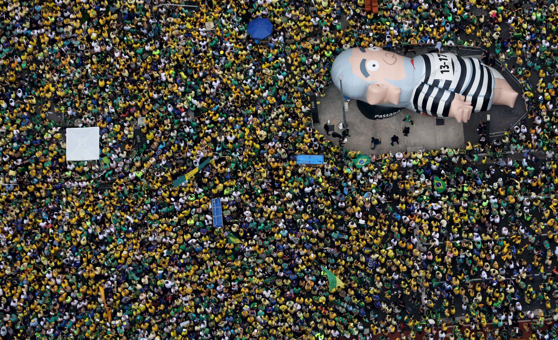 Manifestações de 13 de Março aconteceram em todo Brasil