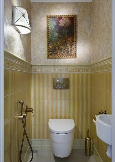 Классический Туалет by Odesign