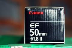 new lens: Canon 50mm f/1.8 ll