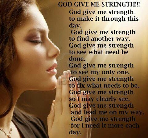 Dear Lord Give Me Strength Quotes Mesgulsinyali