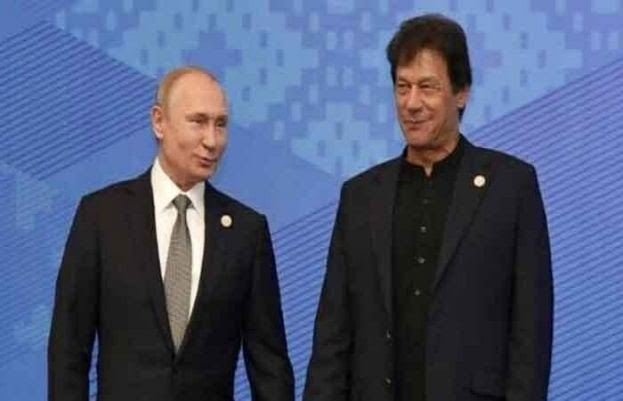 Putin offers 'limitless ticket to ride' to Pakistan | Latest News Pakistan | Daily Pakistan